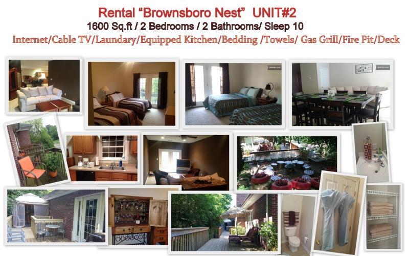 Brownsboro Nest  (Unit#2) - Image 1 - Louisville - rentals