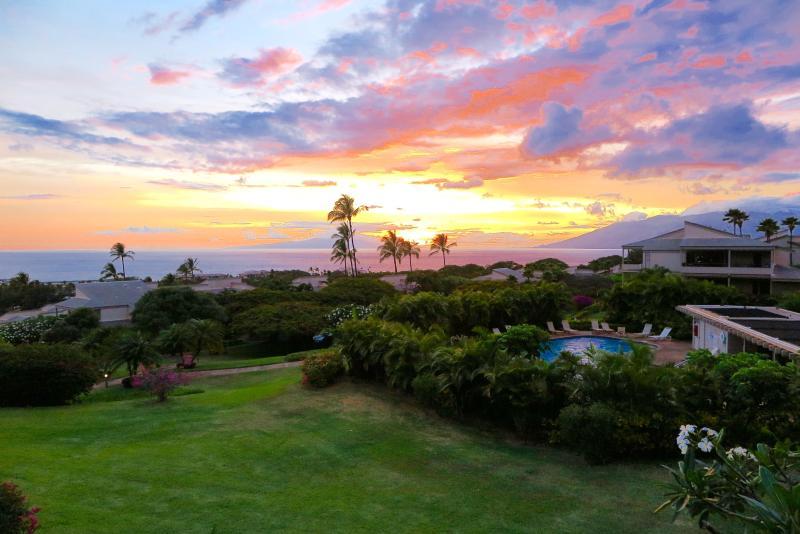 Wailea Ekolu Unit 804 Best 180˚ Ocean View 1B, 2BA - Image 1 - Maui - rentals