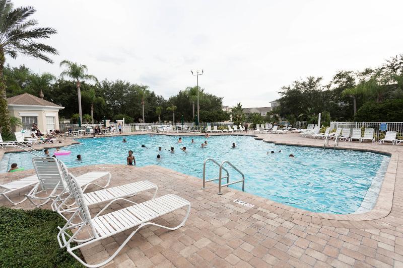 The Community Pool - Windsor Palms Resort/southwestPool/GamesRoom/Gated - Kissimmee - rentals