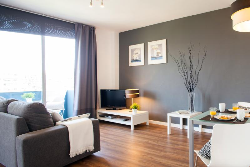 Poblenou Beach - one bedroom with balcony - Image 1 - Barcelona - rentals