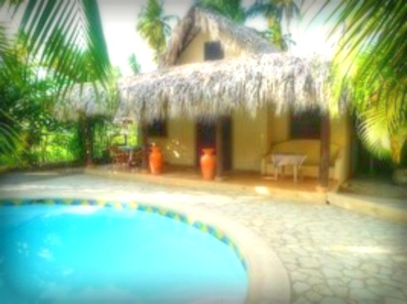 Bungalow - Romantic villa in Caribbean - Las Terrenas - rentals