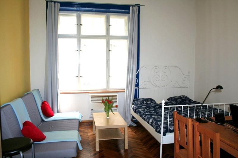 Prague center quiet apartment - Image 1 - Prague - rentals