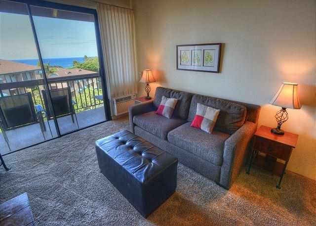 Family-Friendly Ocean View 2-Bedroom Condo - Image 1 - Kihei - rentals