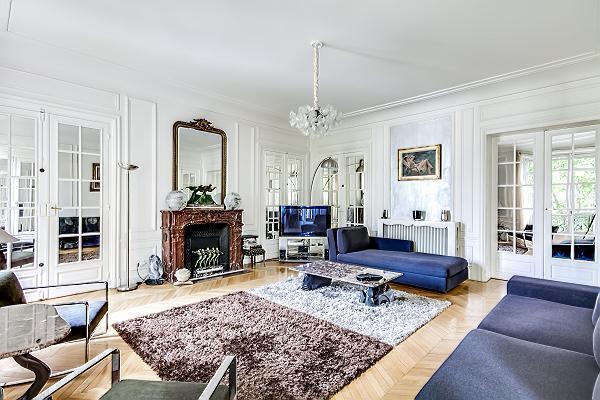 Living Room - Champs Elysées - Faubourg Saint Honore II - Paris - rentals
