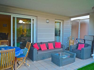 2 Bedroom Villa Romance B with a Pool and Terrace - Image 1 - Cannes - rentals