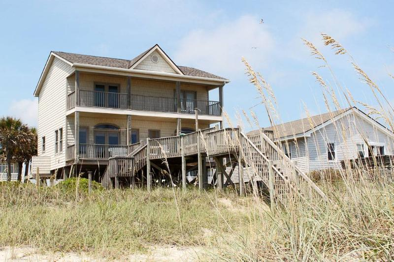 Kure All   2017 West Beach Drive - Image 1 - Oak Island - rentals