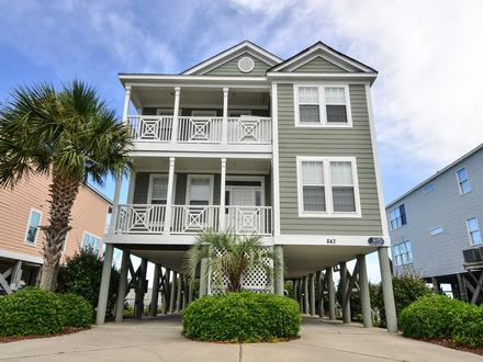 The Big Chill - Image 1 - Garden City Beach - rentals