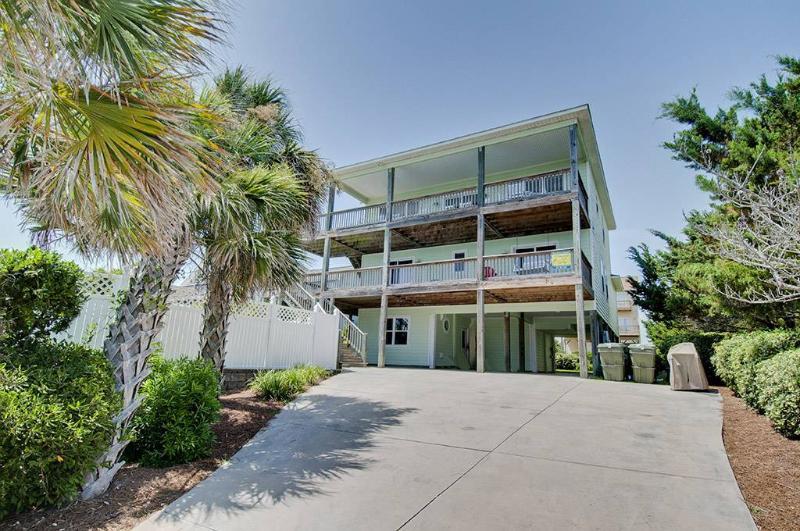 2 Palms - Image 1 - Emerald Isle - rentals