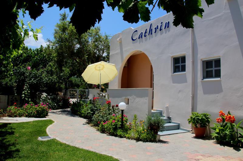 Cathrin Apts & Studios-Hospitality & Serenity - Image 1 - Chania - rentals