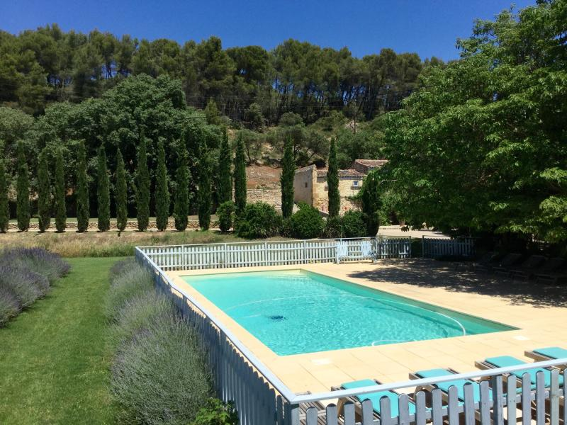 Pool - 12 x 6.5 metres - Three Houses with Pool and Tennis on Grounds of Chateau - Aix-en-Provence - rentals