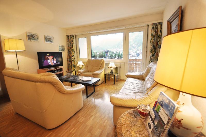 Haus Beaulieu, Apartment  Silvana - Image 1 - Zermatt - rentals
