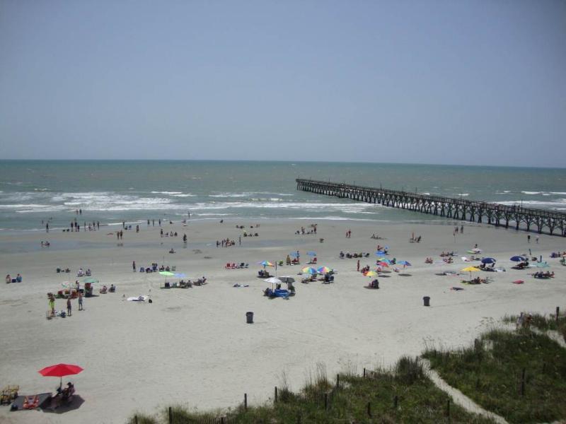 Sea Pointe #506 - Image 1 - North Myrtle Beach - rentals