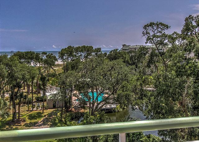 View - 503 Windsor Place-Oceanfront & FULLY renovated. August dates available - Hilton Head - rentals