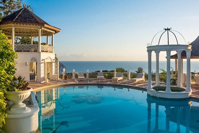 Mahogany Hill at Tryall Club, Sleeps 10 - Image 1 - Montego Bay - rentals