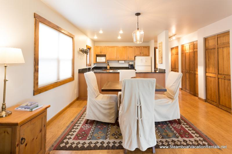 JVT Condo #6 - Image 1 - Steamboat Springs - rentals