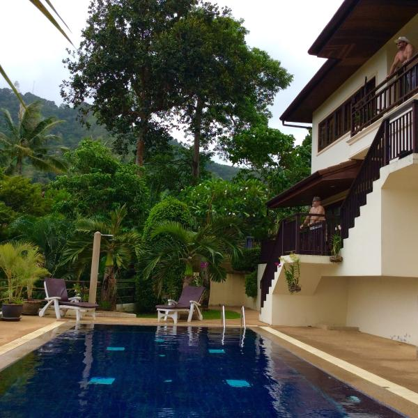 The best villa for holiday, you not get wrong . - KataKiwiRoo :Beautiful two bedroom Apartment overl - Kata - rentals