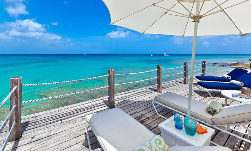 Easy Reach at Mullins, Barbados - Beachfront. Panoramic Views, Modern Beach House Style - Image 1 - Mullins - rentals