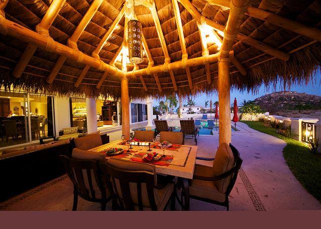 Palapa - Casa Oceano Luxury Home on Palmilla Golf Course walking distance to Beach - San Jose Del Cabo - rentals