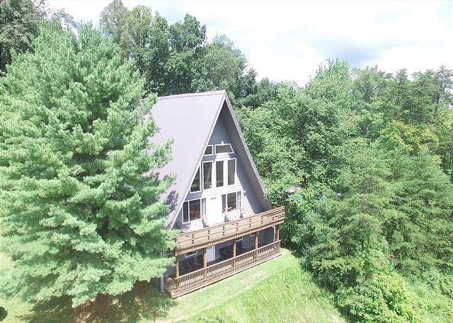 Hocking Hills Lodge Rental for Large Families - Image 1 - Logan - rentals