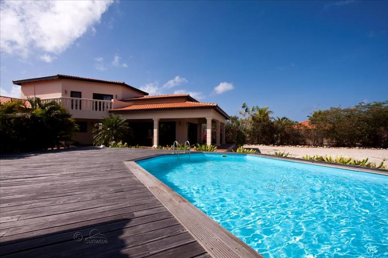 Villa Kas Paraiso - With terraces and a private pool in Sabalpalm Villas - Image 1 - Kralendijk - rentals