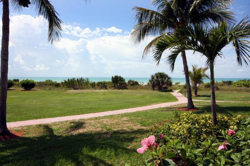 View From Unit - Loggerhead Cay 131 - Sanibel Island - rentals