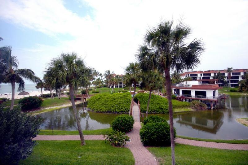View From Unit - Pointe Santo E23 - Sanibel Island - rentals