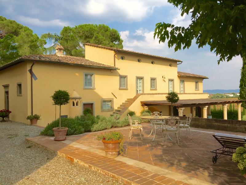 Villa Manzano - Villa Manzano - Luxury with pool and amazing views - Cortona - rentals