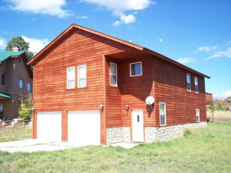 Street View of the House - 71 Hidden Dr. - Pagosa Springs - rentals