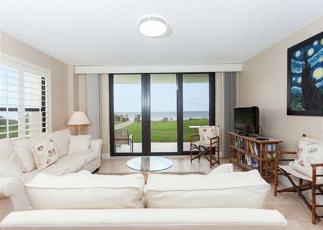 Welcome to Sand Dollar II 101! - Sand Dollar II 101, Beach Front, 3 Bedroom, Ground Floor, Corner Unit, Pool - Saint Augustine - rentals