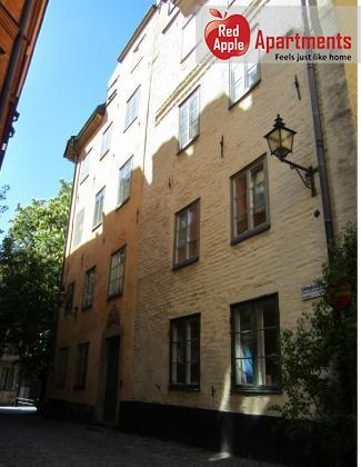 The Chestnut Tree Apartment in Gamla Stan - Image 1 - Stockholm - rentals
