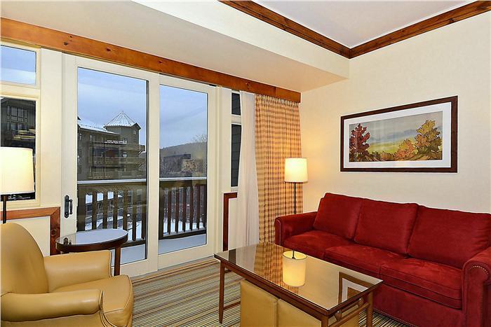 Studio 341 at Stowe Mountain Lodge - Image 1 - Stowe - rentals