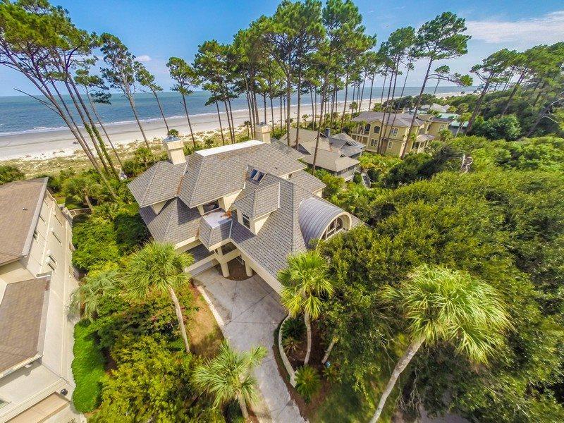 18 Brigantine-Oceanfront Home in Palmetto Dunes - 18 Brigantine - Hilton Head - rentals