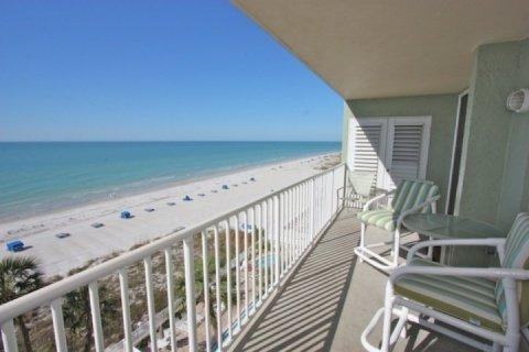 707 Sandcastle One - Image 1 - Indian Shores - rentals