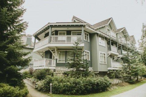 Granite Court Townhome - Lovely one Level 2 bed , 2 bath townhouse across from Village in Granite Court Unit 312 - Whistler - rentals