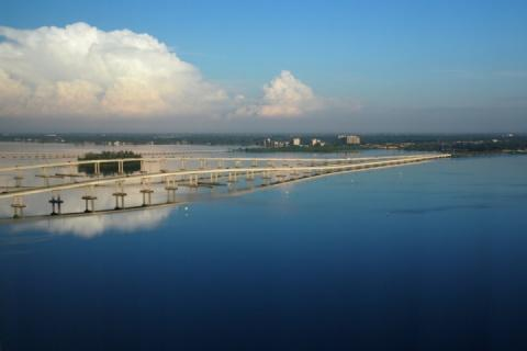 Calming waters of the river - Awesome Oasis Dreams - Fort Myers - rentals
