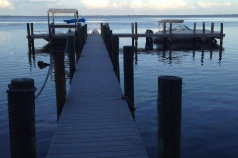 dock for home on island - Captiva Island Beauty - Captiva Island - rentals