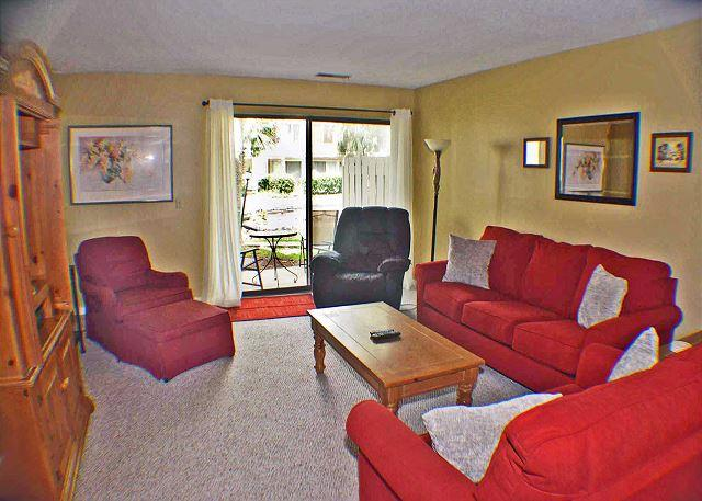 Courtside 88 - Forest Beach 1st Floor Flat - Image 1 - Hilton Head - rentals
