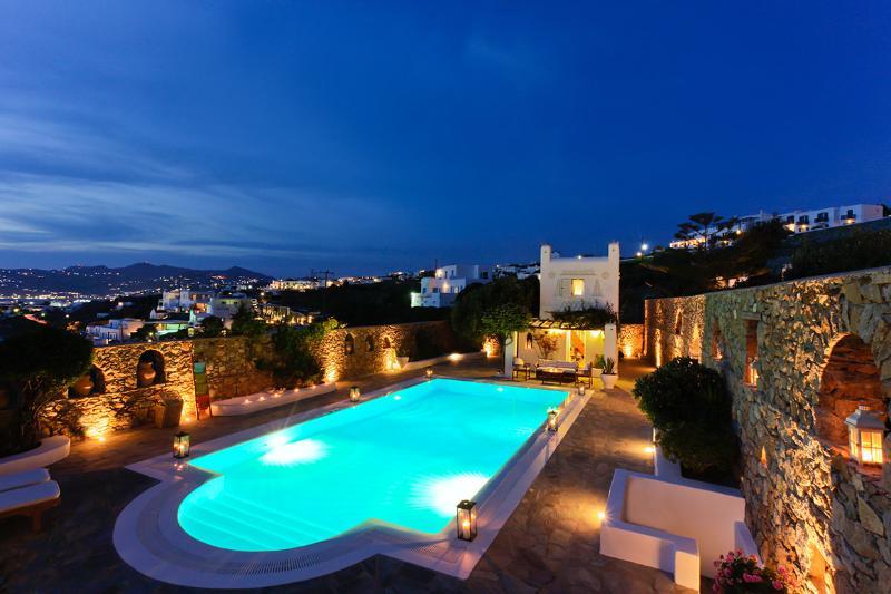 Villa Hurmuses, Sleeps 10 - Image 1 - Megali Ammos - rentals