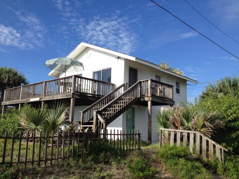 Cozy Casas de la Playa Unincumbered Ocean View! - Image 1 - Flagler Beach - rentals