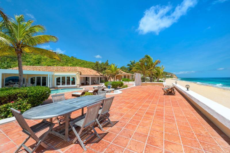 Little Jazz Bird, Baie Rouge, Terres Basses, St Martin - LITTLE JAZZ BIRD... Wow!! Fabulous wedding villa on stunning beach - Baie Rouge - rentals