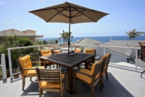 Ocean View Patio - Quaint Laguna Beach Cottage - Laguna Beach - rentals