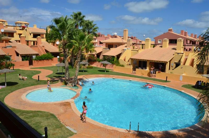Pool View - Balcony - Free Parking - Community Pool - 5007 - Image 1 - Mar de Cristal - rentals