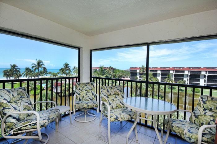 LANAI - Pointe Santo D46 - Sanibel Island - rentals