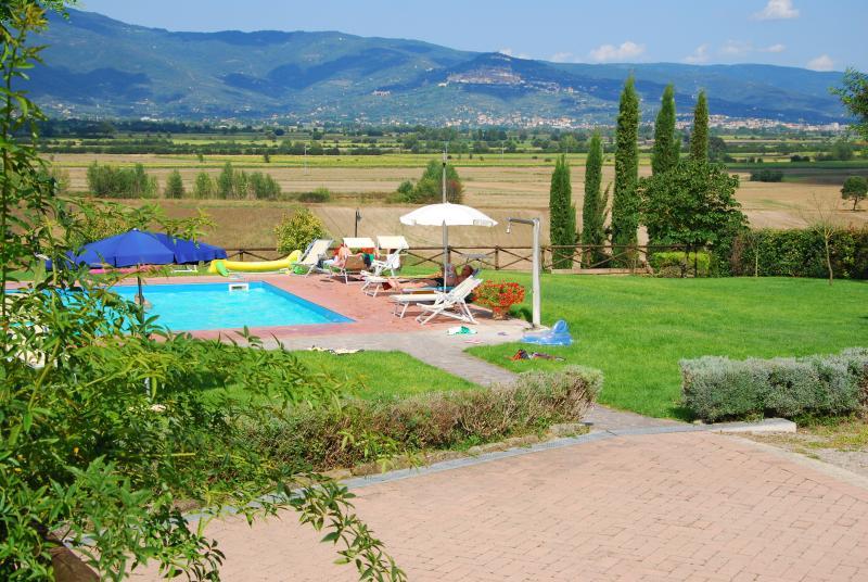 Villa Sofia Tuscan Rental in Cortona - Image 1 - Cortona - rentals