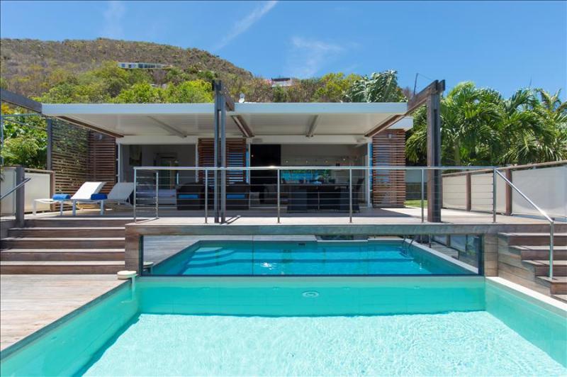 La Magnifica at Vitet, St. Barth - Ocean View, Pool, Private - Image 1 - Vitet - rentals