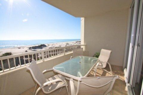 balcony - Beach Club D-409 - Fort Morgan - rentals