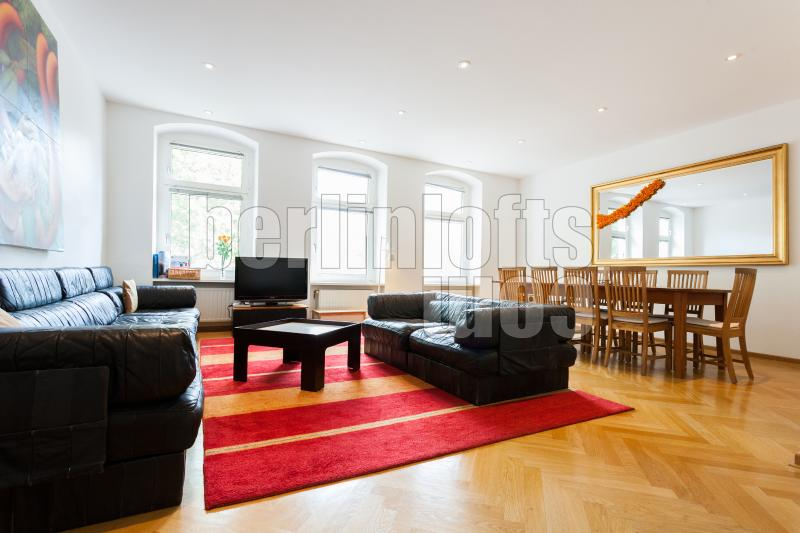Mirror Apartment Vacation Rental in Berlin - Image 1 - Berlin - rentals