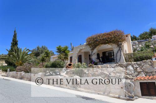 Picturesque 3 Bedroom-1 Bathroom House in Paphos (Paphos 3 BR-1 BA House (Villa 398)) - Image 1 - Kamares Village - rentals