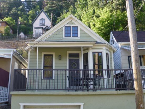 Historic Deadwood Home - Image 1 - Deadwood - rentals