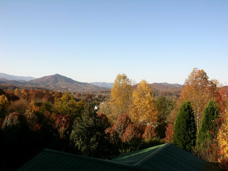 FALL VIEWS - COUPLES GETAWAY W/ STUNNING VIEWS and MORE - Wears Valley - rentals